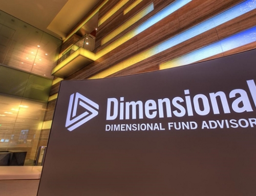 Proud to Partner with Dimensional Fund Advisors
